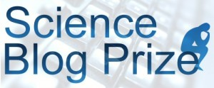 Logo of UK Science Blog Prize
