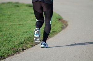 Jogging legs