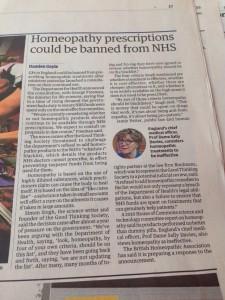 Guardian, 13th November 2015
