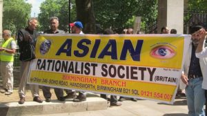 The Asian Rationalist Society (Britian)
