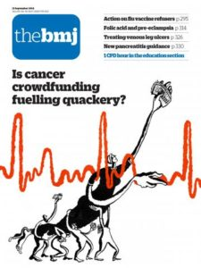 BMJ, 15th September 2018